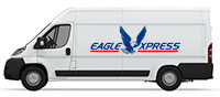 Eagle Xpress (UK) Ltd courier services