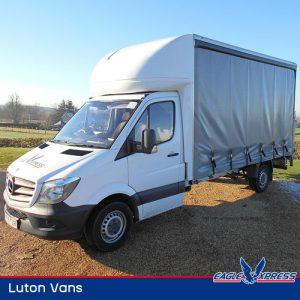Luton Courier Vans