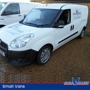 Small courier vans