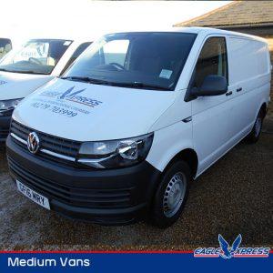 Medium Courier Delivery Vans