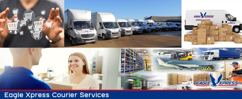 Recommended courier services