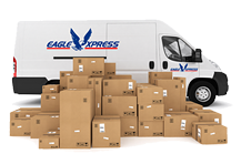 Confidential, financial and legal document courier service